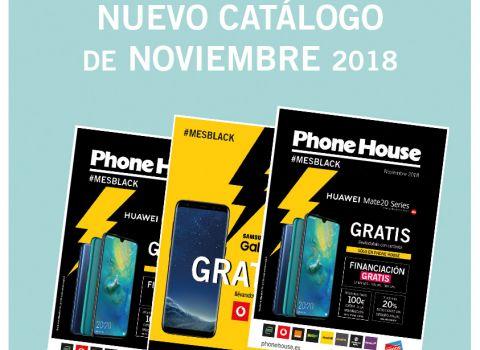 Catálogo de noviembre The Phone House