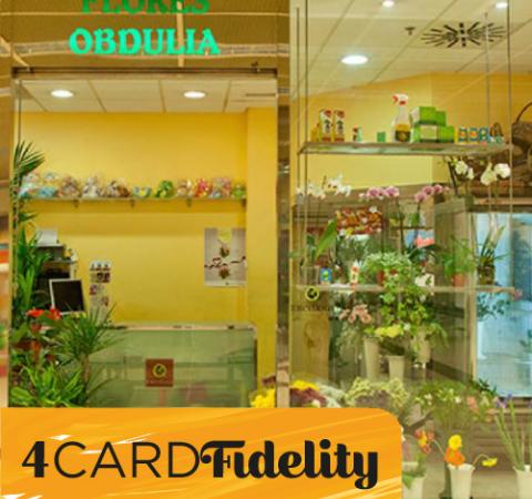 4CARDFidelity Flores Obdulia