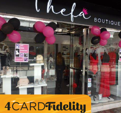 4CARDFidelity Thefa Boutique