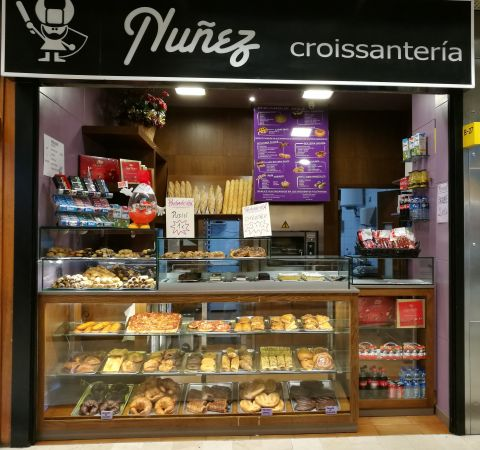 Promoción Croissantería Nuñez