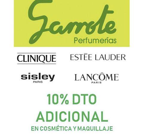 Perfumería Garrote Promoción noviembre