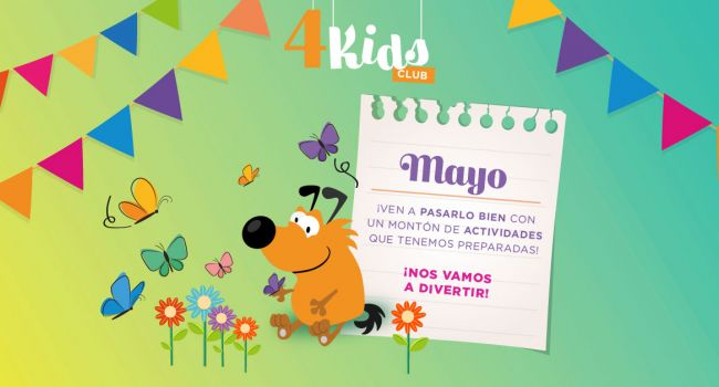 4 Kids Club mayo 2019
