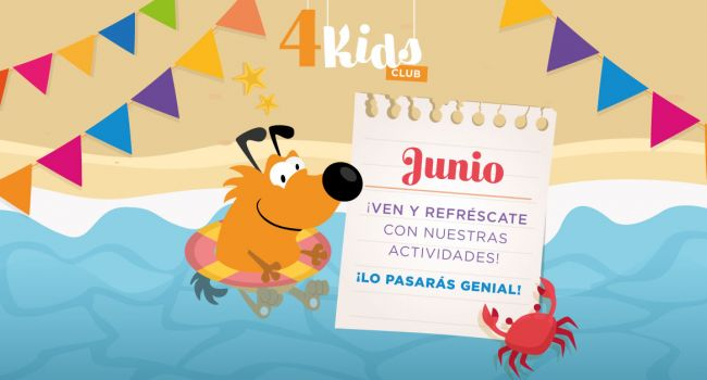 4 Kids Club junio