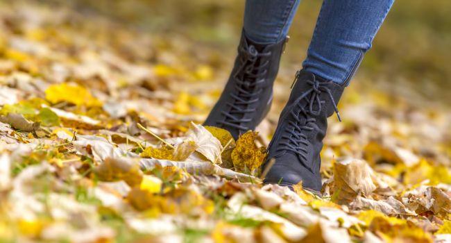 Botines otoño