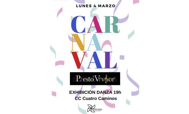 carnaval presto vivace 4 caminos