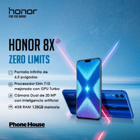 Nuevo Honor 8x